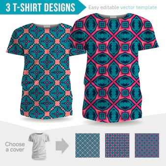 Disegni della maglietta