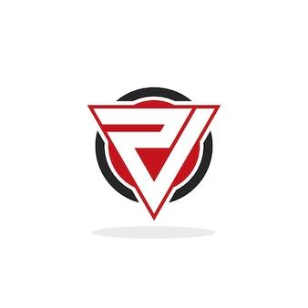 Disegni iniziali del logo vr