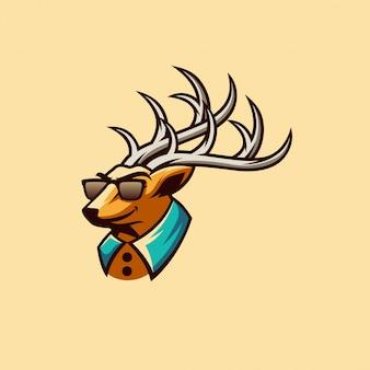 Disegni logo deer