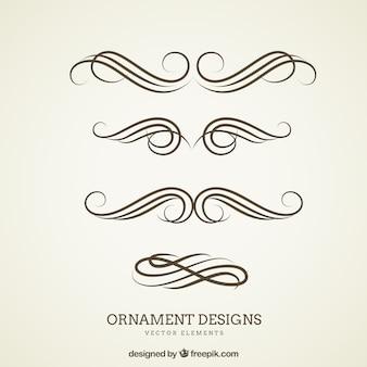 Disegni ornament