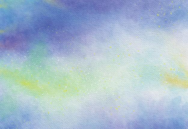 Disegno astratto sfondo acquerello