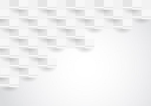 Disegno astratto sfondo bianco trama
