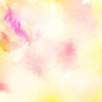 Disegno astratto sfondo luminoso acquerello