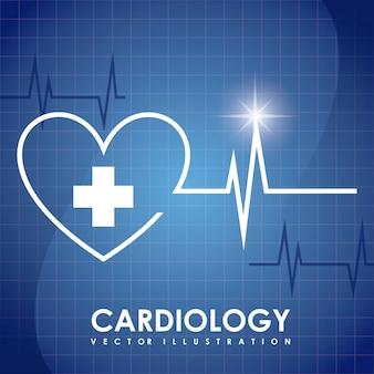 Disegno cardiologico