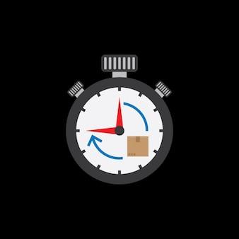 Disegno cronometro