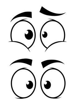 Disegno degli occhi