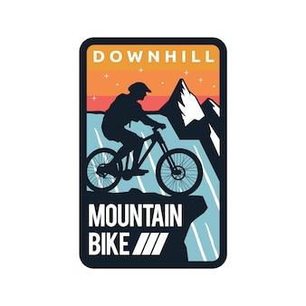 Disegno del logo della bici