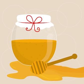 Disegno del miele