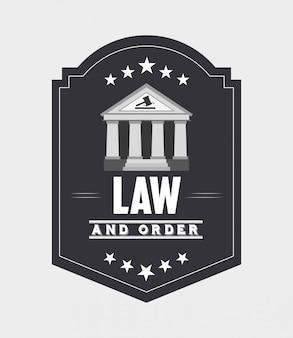 Disegno di giustizia e legge