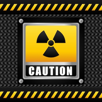 Disegno di pericolo illuistration