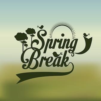 Disegno di primavera