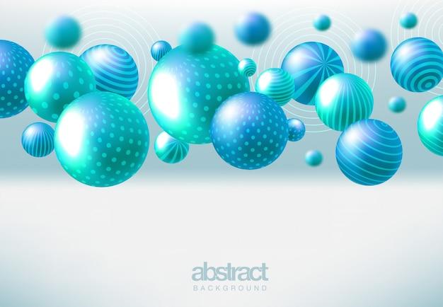 Disegno di sfondo sfumato di colore. astratto geometrico con forme liquide.