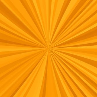 Disegno di sfondo strisce arancione