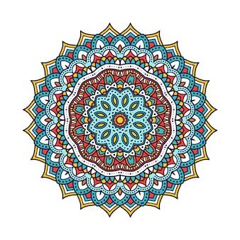 Disegno geometrico della mandala