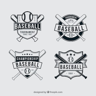 Distintivi baseball