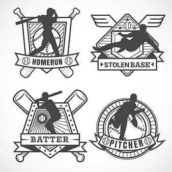 Distintivi di baseball