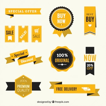 Distintivi di vendita