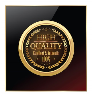 Distintivo d'oro
