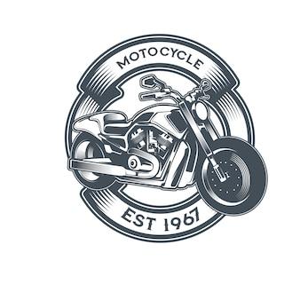 Distintivo del motociclo