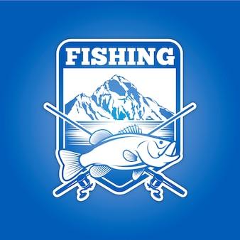 Distintivo di pesca