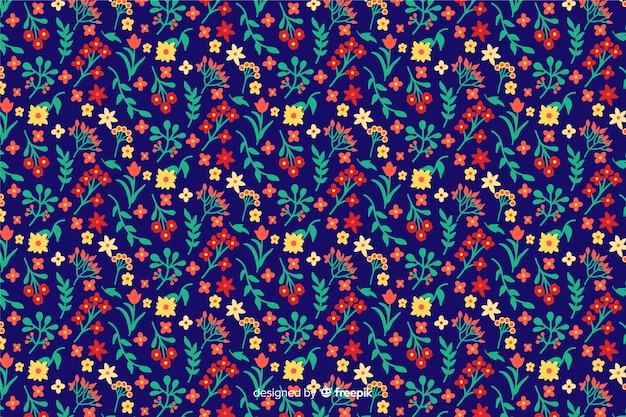 Ditsy floreale di sfondo