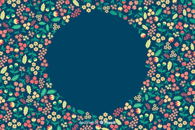 Ditsy sfondo floreale