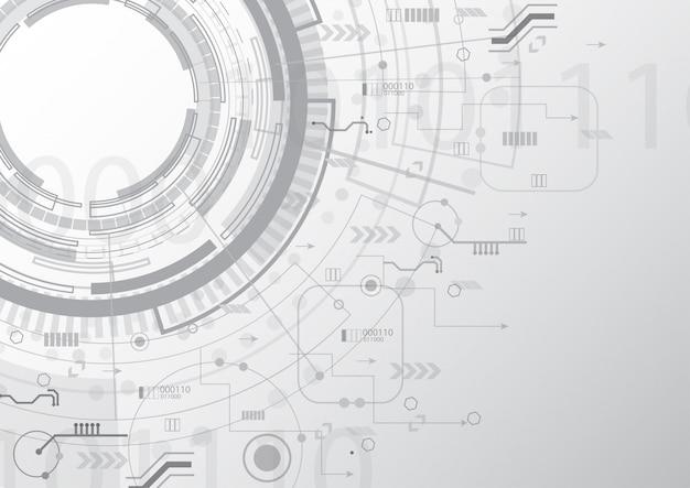 Diversi background di tecnologia circuitale