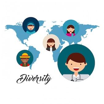 Diversità delle culture del mondo