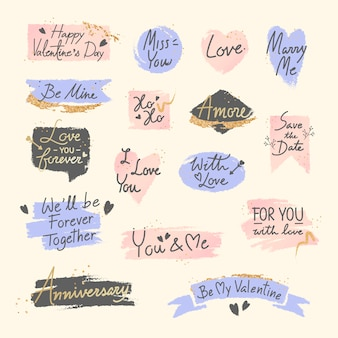 Dolce messaggio romantico per san valentino