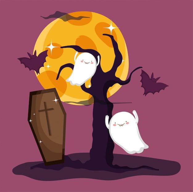Dolcetto o scherzetto per felice halloween