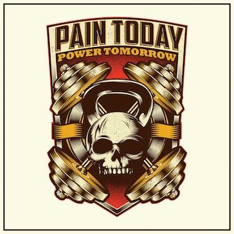 Dolore oggi potenza domani
