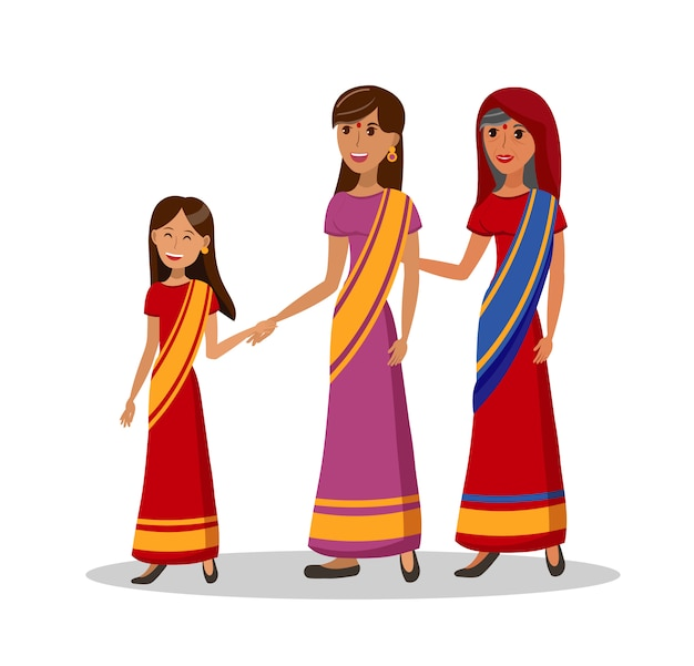 Donne indiane