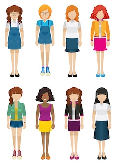 Donne senza volto