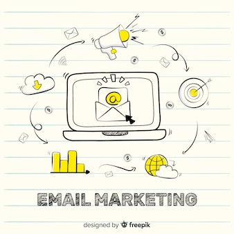 Doodle e-mail marketing