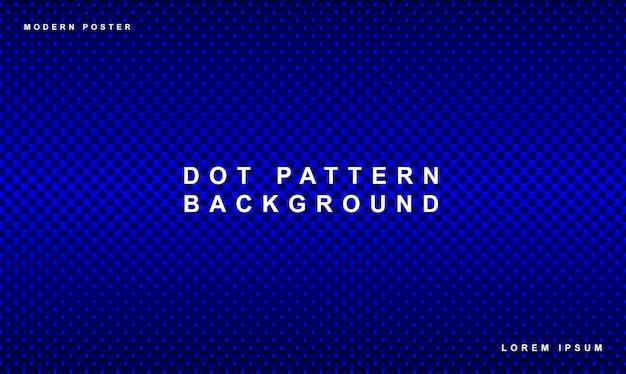 Dot pattern di sfondo