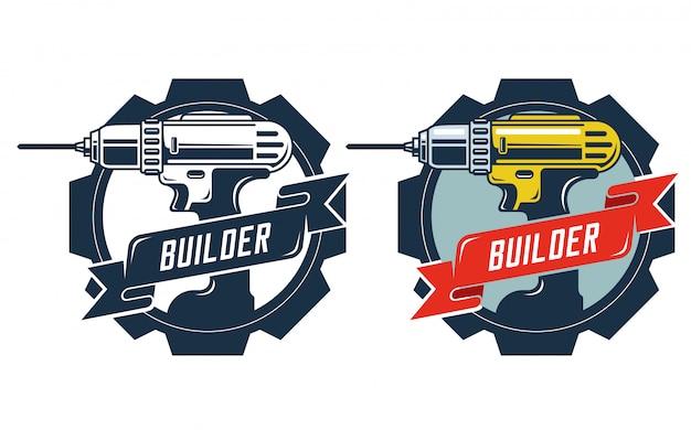 Drill badge con generatore di firme.