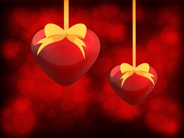Due cuori per san valentino