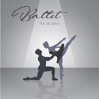 Duo di balletto