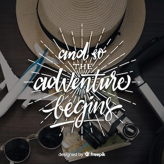 E così inizia l'avventura