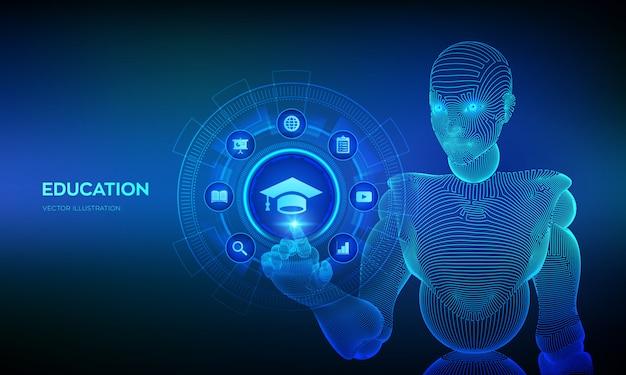 E-learning online, webinar, conoscenza, corsi di formazione online.