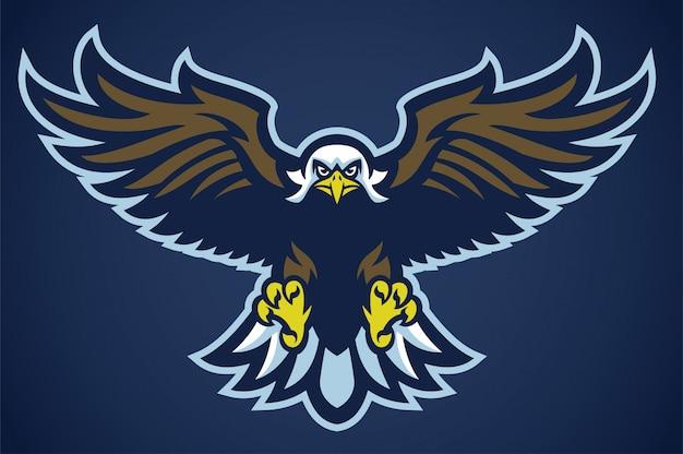 Eagle allargò le ali