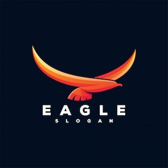 Eagle logo pronto all'uso