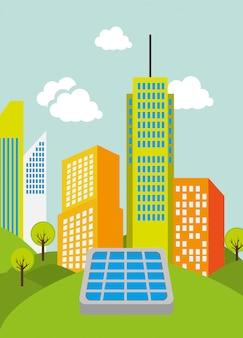 Eco design energetico.