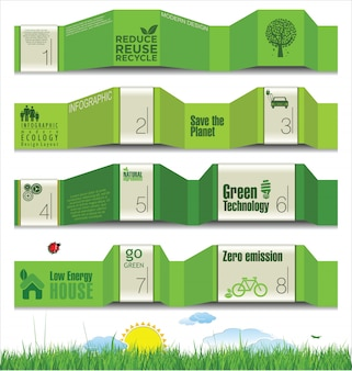 Ecologia design moderno