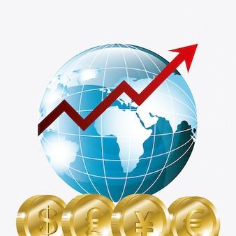 Economia globale, denaro e affari