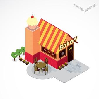 Edificio della panetteria