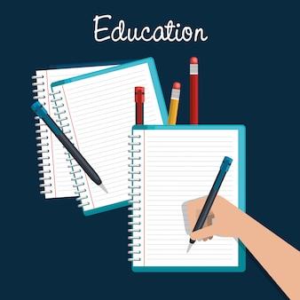 Educations concept design