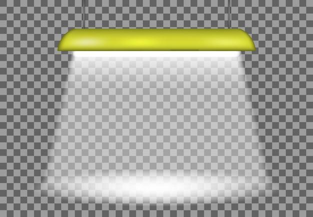 Effetto di illuminazione sfondo di illuminazione