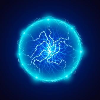 Effetto luce festiva a sfera elettrica