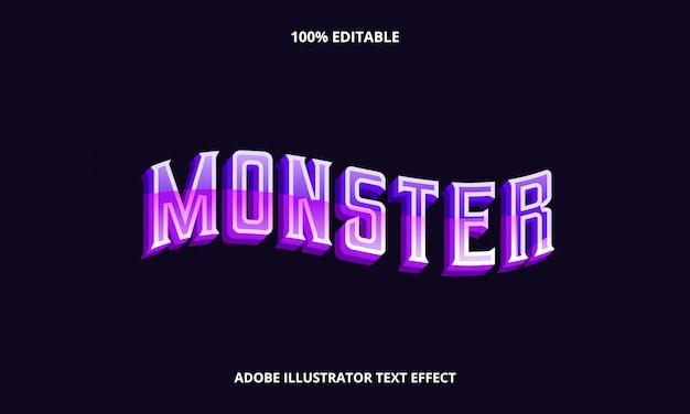 Effetto purple wave text